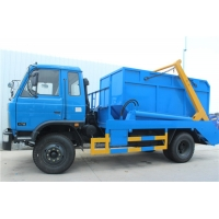Quality 12m3 Garbage Compactor Truck , 190HP Waste Compactor Vehicle for sale
