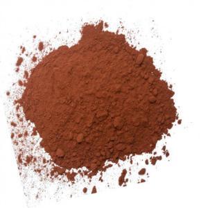 Quality Dark Brown High Fat Cocoa Powder , Organic Natural Cocoa Powder Negative Shigella for sale