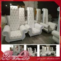 Quality white and pink pedicure chair beauty whirlpool european touch pedicure spa chair for sale