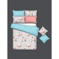 Quality Home / Hotel Use Polyester Bedspreads And Comforters Sets Double Size Super Soft for sale
