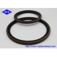 Quality SPGO Pneumatic Cylinder Seals / Hydraulic Piston NBR PTFE O Ring for sale