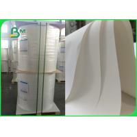 China Coated Waterproof Stone Paper 300um White Synthetic Stone paper for hang tags on sale