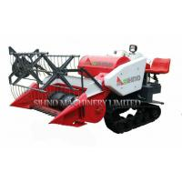 Quality Widely Usage Mini Self-Propelled Grain Combine Harvester for Rice/Wheat, for sale