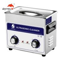 Buy Dental Lab Instrument Cleaning Pcb Ultrasonic Cleaner 3L 120W 40Khz Electric Fuel at wholesale prices
