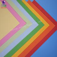 Quality Wholesale Cheap price China tissue paper supplier offset printing pure color pink bule wrapping paper for sale