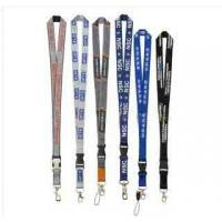 Quality Polyster lanyard for sale