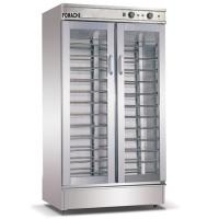 Quality Electric Proofer All Stainless Steel Body 24 Plate Glass Door Electric Proofer FMX-O163B for sale