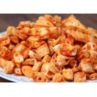 Quality Seasoned Dried Monkfish Bone Seafood Snacks Healthy Food Ready To Eat High Calcium for sale