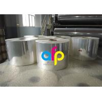 Quality Moisture Proof Popular BOPET Film , Transparent Laminating Packaging Film Roll for sale