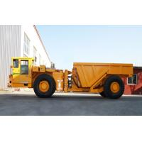 Quality Underground Mining RT-20 Low Profile Dumper With Central Articulation Steering System for sale