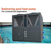 Quality 50 / 60 Hz Swimming Pool Water Heater Heat Pump Copeland Scroll Compressor for sale