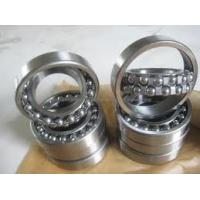 Quality Two row Self Aligning Ball Bearings 2200k (10*30*9mm) Available with Cylindrical or Tapered for sale