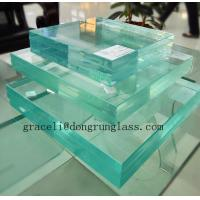 China Extra clear glass / Ultra White Tempered Glass / Ultra clear tempered glass on sale