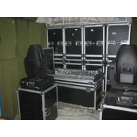 Quality Customized Tool Cases / Aluminum Storage Cases For Speakers With Wheels for sale