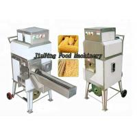 Quality Durable 2250W Industrial Sweet Corn Sheller Machine 1 Year Warranty for sale