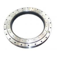 Buy Single Row Slewing Ring Bearings of External Gear For Construction Machinery at wholesale prices