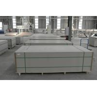China High Strength Calcium Silicate Ceiling Tiles Fire Retardant Panel Board 1.1-1.6g/Cm3 on sale