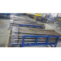 Quality hollow rod vehicle lift hydraulic cylinder,Single acting hydraulic cylinder for hydraulic scissor lift for sale