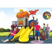 Buy cheap Kids Outdoor Playset , Kids Playground Slide Customized Color,backyard playsets from wholesalers