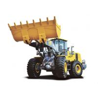 China LW600KV multifunctional 6t Wheel Loader Earthmoving Machinery four wheel drive on sale