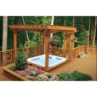Quality Strand Woven Bamboo Decking for sale