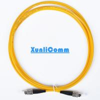 Quality 3M Single Mode FC FC Patch Cord USA CORNING Fiber Core Stable Transmission for sale