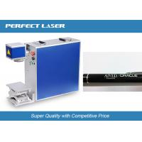 Quality Portable Laser Marking Machine , Handheld Rotary Marking Machine With SGS / TUV Standard for sale