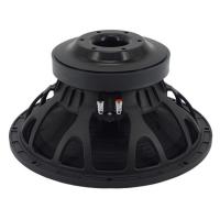 Quality 15inch strong woofer for speaker audio system with 4inch voice coil aluminum frame for sale