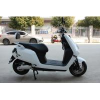Quality Compact Electric Motorcycle Scooter , Battery Operated Scooters 72V / 20AH Fashion Design for sale