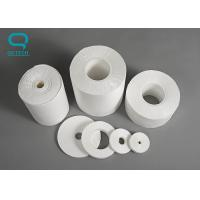 Quality 20mm X 50m Microfiber Cleanroom Wiper Roll Eco - Friendly And Lint Free for sale