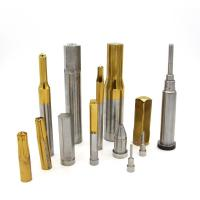 China ISO9001 Approved HSS Punches Precision Punch Pins With Tin/TiALN Coated on sale