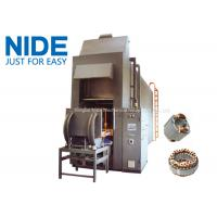 Quality Automatic Stator Varnish Dipping Machinery for stator insulation treatment for sale
