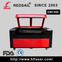 Quality Redsail laser cutting machine CM1490 for engraver and cutter acrylic / wood for sale