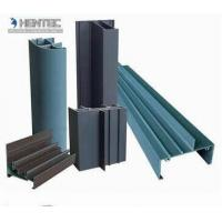Quality 6082 6463 Electrophoresis / anodized aluminum extrusions , construction profile for sale