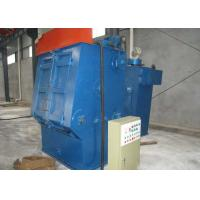 Quality Foundry Blue Tumble Belt Type Shot Blasting Machine For Casting Parts for sale