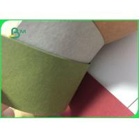 Quality Shiny Gold / Silver Color Kraft Paper Roll For Shipping Bag / Textbook for sale