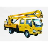 Quality Rotary platform and the working basket can rotate Boom Lift Truck XZJ5063JGK for sale
