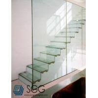 Quality clear tempered glass railing/balustrade/fence 8mm 10mm 12mm 15mm 19mm for sale