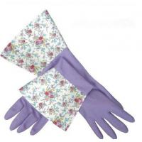 Quality Man Elbow Length Latex Gloves with High Strength and Elasticity for sale