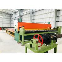 Quality Hexagonal Wire Mesh Machine 4300mm Working Width With Touch Screen PLC Control for sale