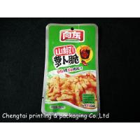 Quality Resealable OEM ODM Retort Pouch Vegetable & Meat Retortable Packaging for sale