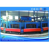 Quality Horizontal spiral jacket Equipment High Frequency Welding for sale