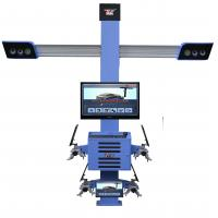 China T75 4 Wheel Drive Wheel Alignment 3EXCEL High Accuracy 3D With Automatic Tracing on sale