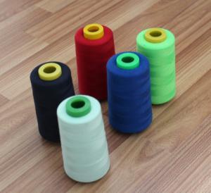 Quality Fashion sewing thread polyester fiber yarn for sale