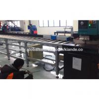Quality China NC position fixture/cutting machine, working table, working platform for busbar assembly for sale