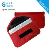 Quality Radiation Shield  RFID Travel Bags For Cell Phone Signal Blocking for sale