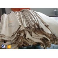 Buy EN1869 1.2x1.8m 0.4 mm Fiberglass Fire Blanket White Kitchen Used EB1869 at wholesale prices