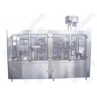 China 3 KW Total Power Pure Water Filling Machine Stainless Steel 304 Material on sale