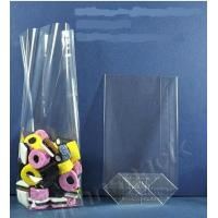 Quality OPP square bottom bag, perforated bags,bakery bags, gusset poly bags, cellophane bags for sale