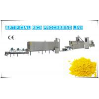 Quality Aritificial Rice Processing Line for sale